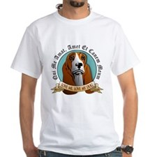 Love Me, Love My Dog - Basset Hound Shirt