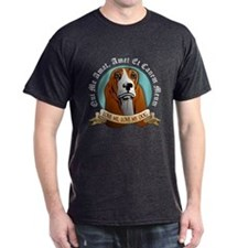 Love Me, Love My Dog - Basset Hound T-Shirt