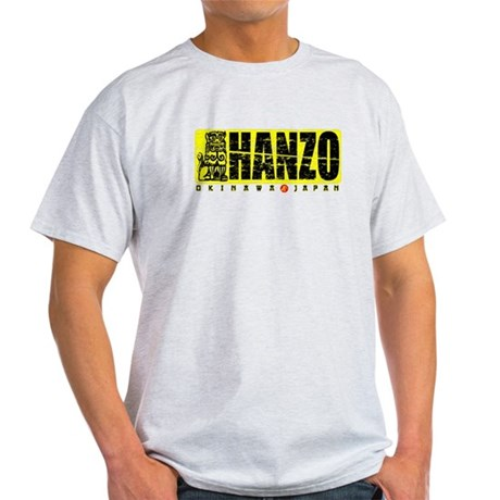 Hanzo Distress Light T-Shirt