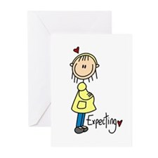 Expecting Baby Greeting Cards (Pk of 10)