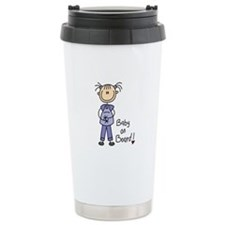 Baby on Board Ceramic Travel Mug