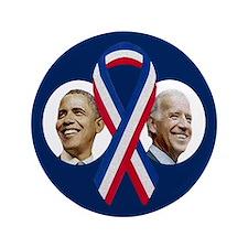 "Classic Obama Biden 3.5"" Button"