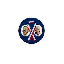 Classic Obama Biden Mini Button