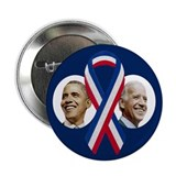 Classic Obama Biden 2.25&quot; Button (10 pack)