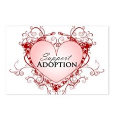 Cool Adoptive family Postcards (Package of 8)