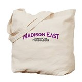 Madison East Purgolders Tote Bag