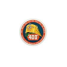 400 Train Mini Button