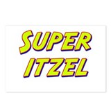 Super itzel Postcards (Package of 8)