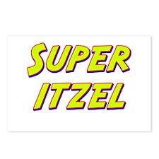 Super itzel Postcards (Package of 8)