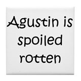 Cool Agustin Tile Coaster