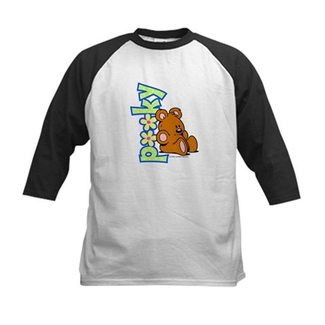 Simply Pooky Kids Baseball Jersey