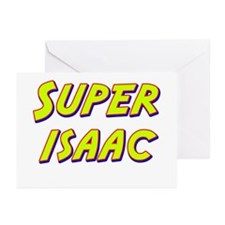 Super isaac Greeting Cards (Pk of 10)