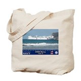 USNS Mercy T-AH-19 Tote Bag