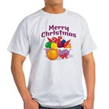 MERRY CHRISTMAS (ORNAMENTS) T-Shirt