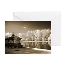 """Robin Hill"" Greeting Cards (Pk of 10)"