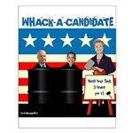 Whack A Candidate Small Poster