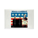 Whack A Candidate Rectangle Magnet (100 pack)