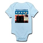 Whack A Candidate Infant Bodysuit