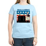 Whack A Candidate Women's Light T-Shirt