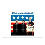 Whack A Candidate Postcards (Package of 8)