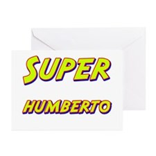 Super humberto Greeting Cards (Pk of 20)