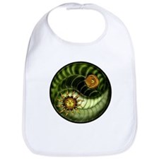 Earth Day Yin Yang Bib