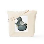 English Trumpeter Spangle Tote Bag