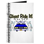 Ghost Ride It Journal