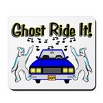 Ghost Ride It Mousepad