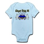 Ghost Ride It Infant Bodysuit