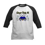 Ghost Ride It Kids Baseball Jersey