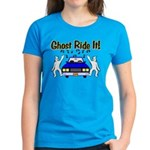 Ghost Ride It Women's Dark T-Shirt