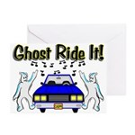 Ghost Ride It Greeting Cards (Pk of 20)