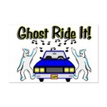 Ghost Ride It Mini Poster Print