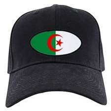 Flag of Algeria Baseball Hat