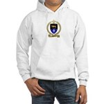 DEVOST Family Crest Hooded Sweatshirt
