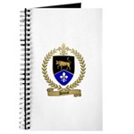 DEVOST Family Crest Journal