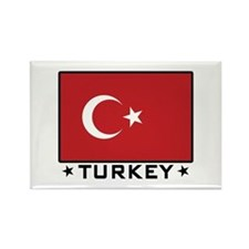 Flag of Turkey Rectangle Magnet