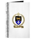 DEVAUX Family Crest Journal