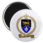 DEVAUX Family Crest Magnet