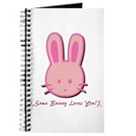 Breast Cancer Bunny Journal