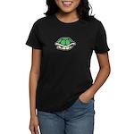Green Shell Women's Dark T-Shirt