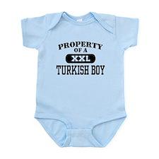 Property of a Turkish Boy Onesie