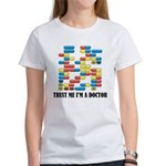 Trust Me I'm A Doctor Women's T-Shirt