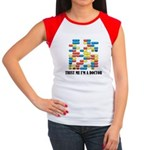 Trust Me I'm A Doctor Women's Cap Sleeve T-Shirt