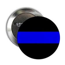 "The Thin Blue Line 2.25"" Button (100 pack)"