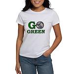 Go Green Women's T-Shirt