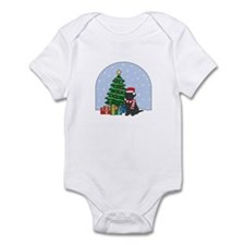 Christmas Lab Infant Bodysuit