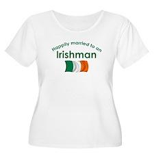 Happily Married Irish 2 T-Shirt