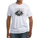 DAISY ART Fitted T-Shirt